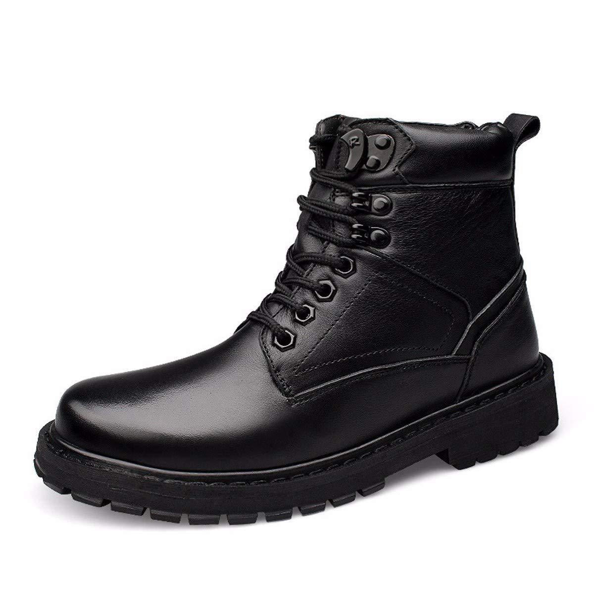 KMJBS Männer Schuhe/Kurze Stiefel Martin Stiefel Männer - Stiefel Englisch Winter Männer Herbst Und Winter Englisch a0b2b4