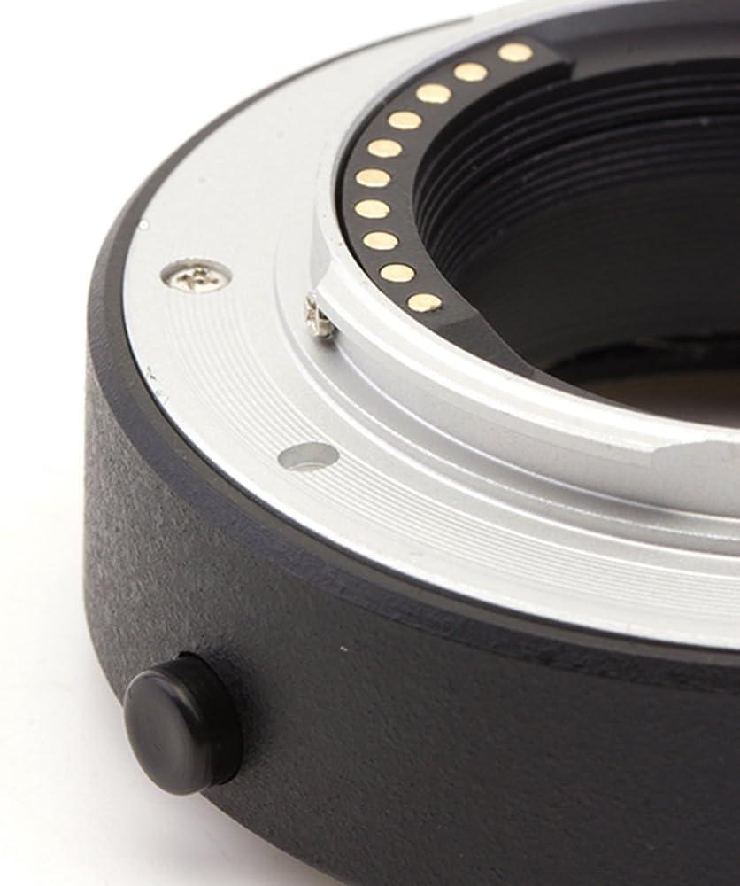 Pixco Auto Focus Macro Extention Tube for Fujifilm FX X-A3 X-T2 X-Pro2 X-E2S X-T10 X-A2 X-E2 X-T1 X-E1 X-A1 X-M1 X-Pro1