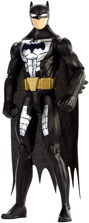 DC Comics Justice League Action Steel Suit Batman Figure