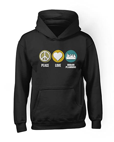 Peace Planner Capuche Design Planning Urban Homme Environment Love r4nw7qxvHr