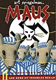 img - for 002: Maus II: A Survivor's Tale: And Here My Troubles Began (Pantheon Graphic Novels) book / textbook / text book