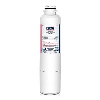 1 x Vyair vyr-27 a hielo y agua filtro de frigorífico para Samsung DA29