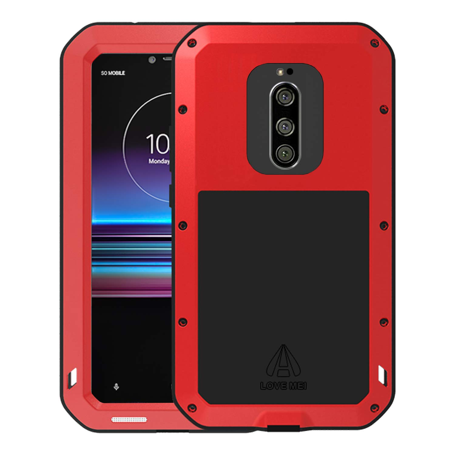Funda Para Sony Xperia 10 Plus SIMICOO (7PVRW49N)