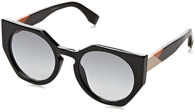 16c665f8c9fd Amazon.com  Fendi Women s Facets Perfect Corner Sunglasses