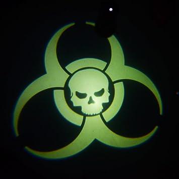 Amazoncom Sheo 2x Custom Made Zombie Outbreak Response Team