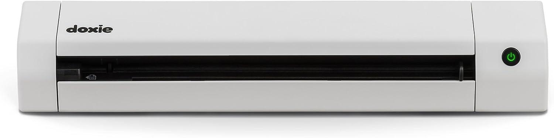 Doxie Go Se - Scanner Portable de Documents A4 avec Batterie Rechargeable et Logiciel