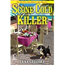Scone Cold Killer (All-Day Breakfast Cafe Mystery)