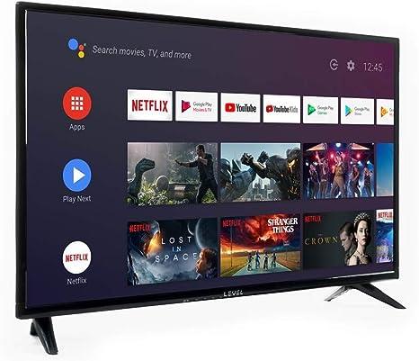 LEVEL HDA9032 Android TVTM 32 pulgadas 81 cm (HD LED 32