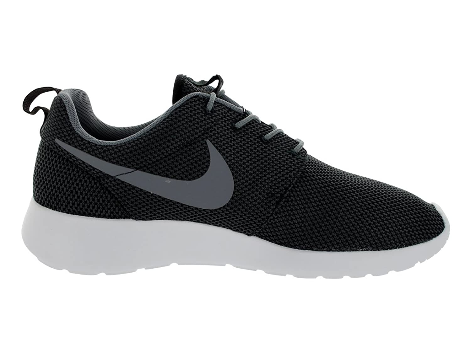 ssvnm Nike Roshe Run Black Grey Mens Trainers Size 12 UK: Amazon.co.uk