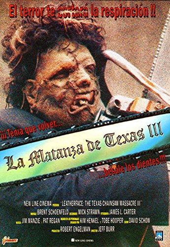 The Texas Chainsaw Massacre  Movie Poster 24x36