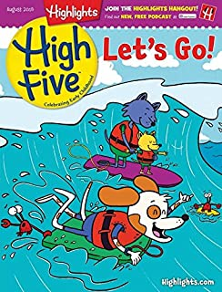 Highlights High Five (B07D54LF9Z) | Amazon Products