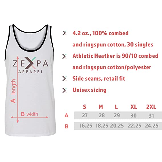 ded653ae0dbd6 Zexpa Apparel Chained Skulls American Flag Men s Tank Top 4th of July USA  Flag Shirts at Amazon Men s Clothing store
