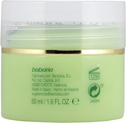 Barbaria - Aloe Vera Antiarrugas - Crema Facial - 50 ml ...