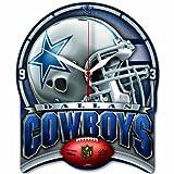NFL Dallas Cowboys High Definition Clock