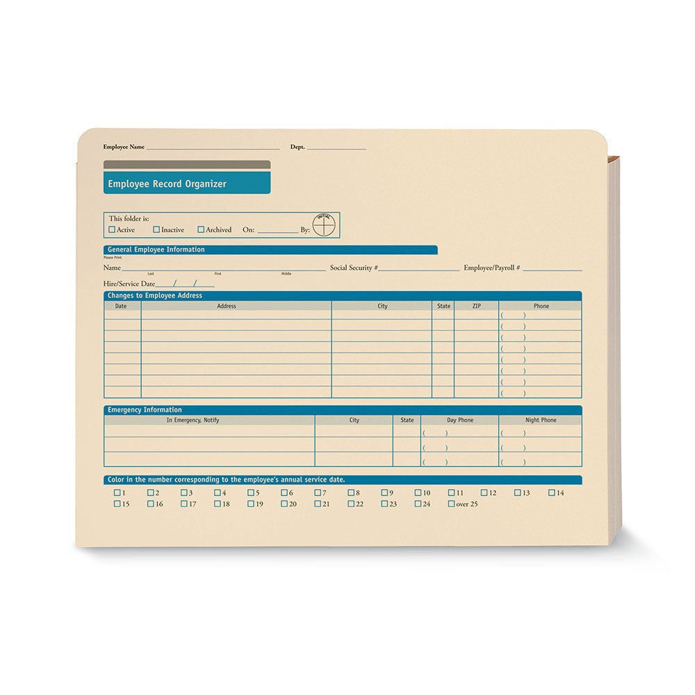 ComplyRight Employee Record Organizer Expandable by ComplyRight (Image #1)