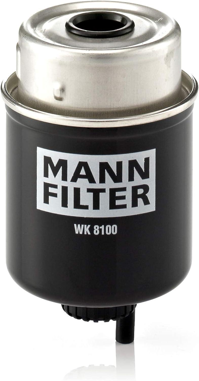 Original Mann Filter Kraftstofffilter Wk 8100 Für Nutzfahrzeug Auto