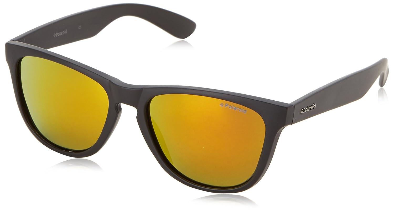01465839037 Polaroid Polarized Square Unisex Sunglasses - (P8443 9CA 55L6