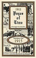 Seek Publishing 1915 Pages of Time Kardlet (PT1915)