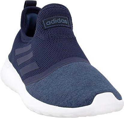 adidas Womens Cloudfoam Lite Racer Slip on Running Shoes TRABLU/TRABLU/TECINK