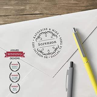 product image for World'S Favorite Custom Address Stamp – Three Designing Women, The Sorenson Design (CS3238)