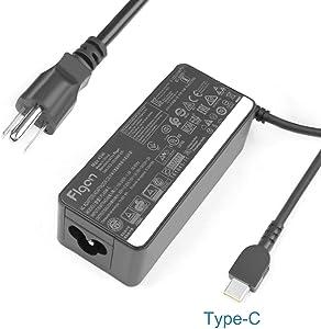 45W USB-C Laptop Charger GX20N20876 4X20M26252 ADLX45YCC3D ADLX45YLC3D ADLX45YDC3D ADLX45YCC3A ADLX45YCC2A for Lenovo Chromebook C330 S330 100e 300e 500e s340 c340 ThinkPad X1 Tablet G2 G3