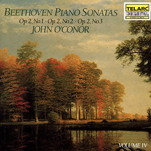 Beethoven: Piano Sonatas VoL. 4, Op. 2, Nos. 1, 2, and 9 ()