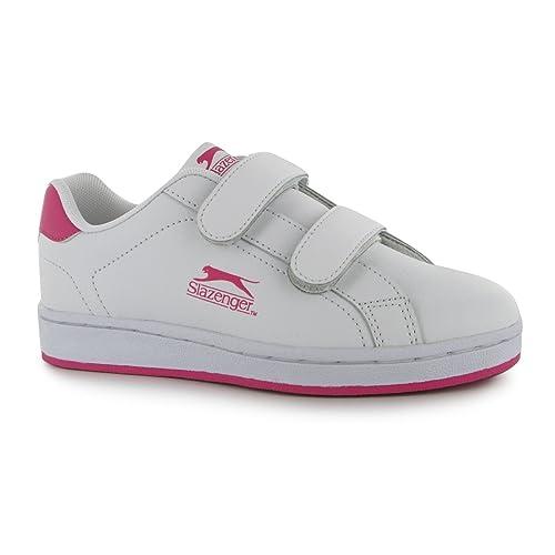 Slazenger - Zapatillas para niño, color Multicolor, talla C10 (28)
