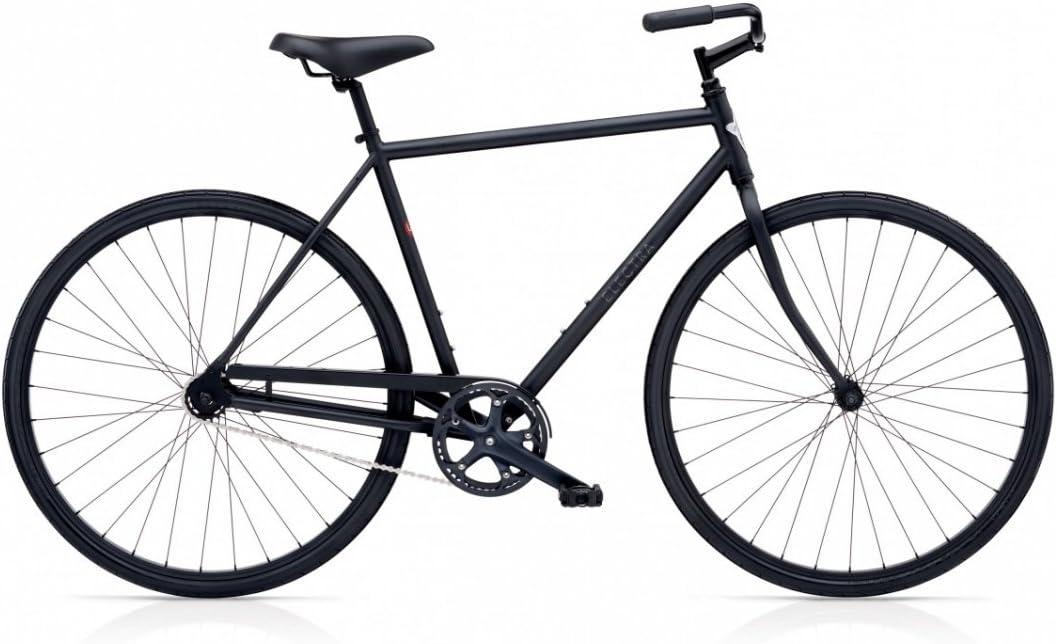 Bicicleta DE ciudad ELECTRA Loft 1 para hombre, color negro mate ...