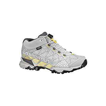 49086d79896 La Sportiva Synthesis Mid GTX Boots - Women's Yellow/Mid Grey 36.5 ...