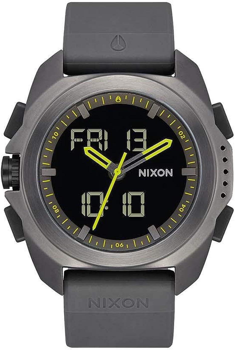 NIXON Reloj Ripley Gunmetal Gris Unisex