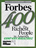 Forbes 400 RICHEST PEOPLE IN AMERICA Special Issue October 8 2007 HAROLD HAMM T Boone Pickens CHARLES & WILLIAM KOCH Warren buffett H ROSS PEROT David Rockefeller Sr. TED TURNER Gordon Getty R