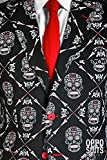 OppoSuits Mens Bloody Harry Party Costume Suit