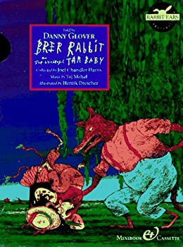 The Story of Brer Rabbit and the Wonderful Tar Baby 1591977614 Book Cover