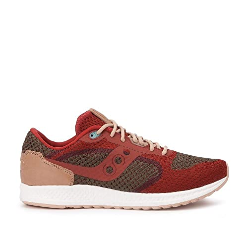 competitive price b5689 b8c10 Saucony Men's Shadow 5000 Evr Ankle-High Running Shoe ...
