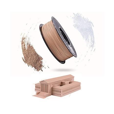 PLA Filamento 1.75 mm, filamento de Material de Madera 1.75 mm ...
