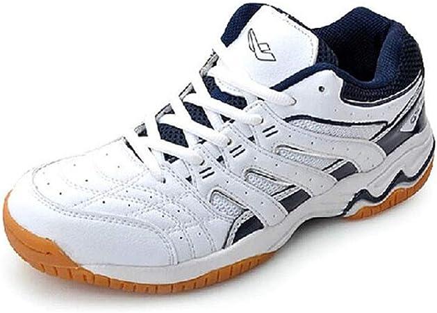 XIANGYANG Zapatos de Voleibol para Hombres, Zapatos de Voleibol ...