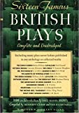 Sixteen Famous British Plays (Modern Library Giant, 63.1)