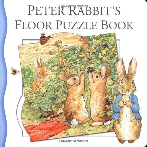 Peter Rabbit's Floor Puzzle Book ebook