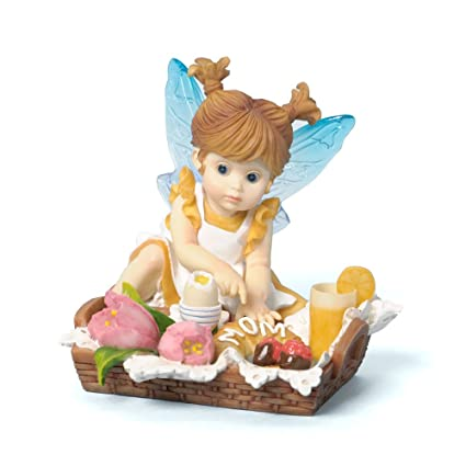 Charmant Enesco My Little Kitchen Fairies Mothers Day Figurine