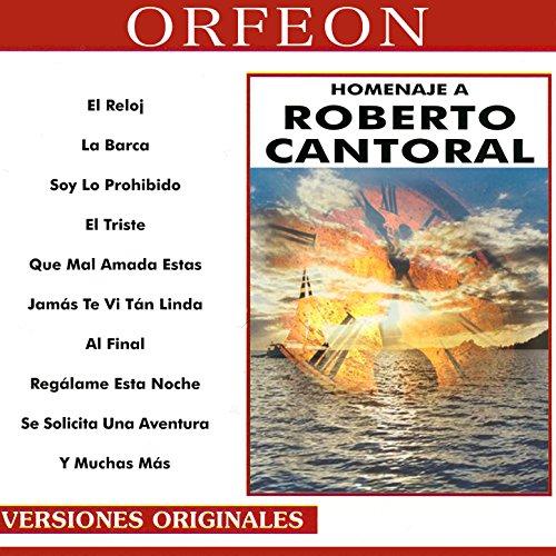 Homenaje a Roberto Cantoral by Varios Artistas on Amazon Music - Amazon.com