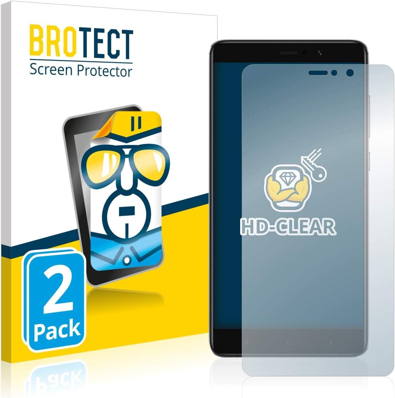 BROTECT Protector Pantalla Compatible con Xiaomi Mi 5S Plus ...