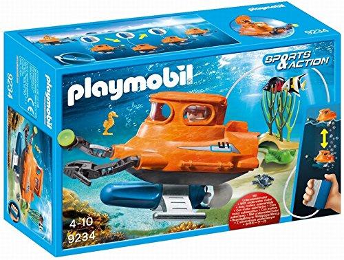PLAYMOBIL® Submarine with Underwater Motor Building Set
