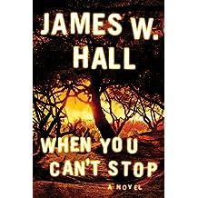 When You Can't Stop (Harper McDaniel Book 2)