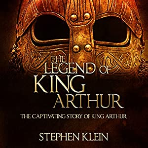 The Legend of King Arthur Audiobook