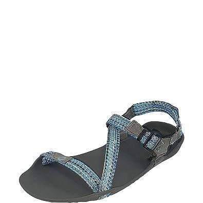 c9404d92161b Xero Shoes Barefoot-Inspired Sport Sandals - Z-Trek - Women - Multi-Sky - 8  M US  Amazon.co.uk  Shoes   Bags