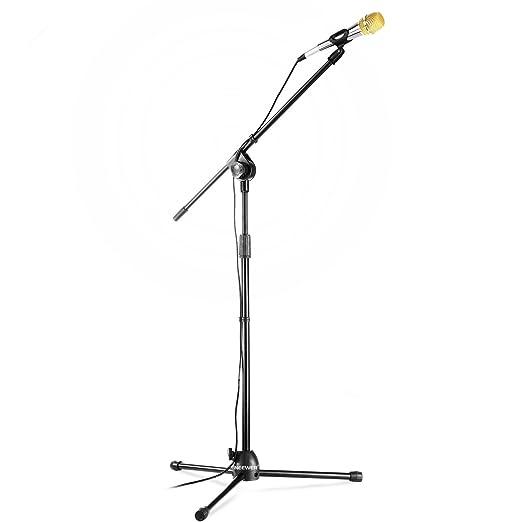 7 opinioni per Neewer® Kit Microfono Professionale: Microfono a condensatore con schiuma