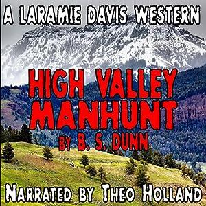 High Valley Manhunt Audiobook