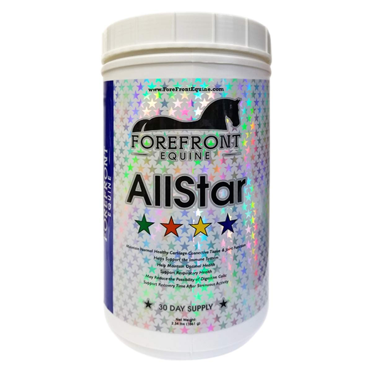 ForeFront Equine, LLC AllStar, 2.34 lb, 30 Day Supply