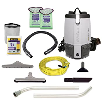 ProTeam ProVac FS 6 Backpack Vacuum