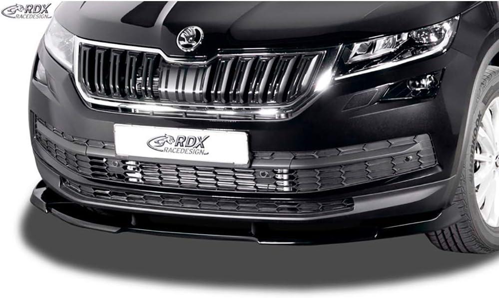 Rdx Frontspoiler Vario X Kodiaq 2017 Frontlippe Front Ansatz Vorne Spoilerlippe Auto
